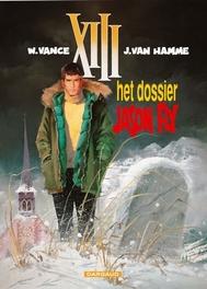 COLLECTIE XIII 06. DOSSIER JASON FLY COLLECTIE XIII, Van Hamme, Jean, Paperback