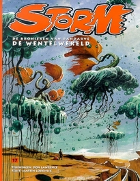 STORM HC17. DE WENTELWERELD STORM, Don Lawrence, Hardcover