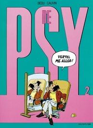 PSY 02. VERTEL ME ALLES! PSY, BÉDU, CAUVIN, RAOUL, Paperback
