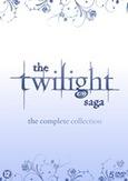 Twilight saga - Complete collection, (DVD)