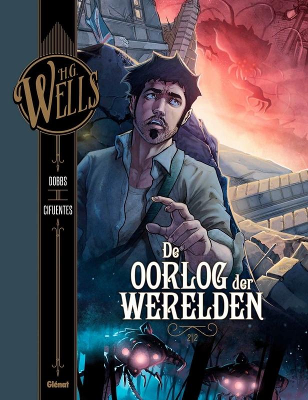 COLLECTIE H.G. WELLS HC02. DE OORLOG DER WERELDEN 2/2 COLLECTIE H.G. WELLS, Dobbs, Hardcover