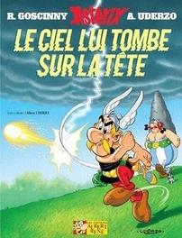 ASTERIX HC33. LE CIEL LUI TOMBE SUR LA TÊTE ASTERIX, Rene Goscinny, Hardcover