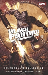 Black Panther: The Man...