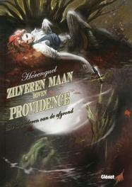 ZILVEREN MAAN BOVEN PROVIDENCE HC01. DE KINDEREN VAN DE AFGROND ZILVEREN MAAN BOVEN PROVIDENCE, Herenguel, Eric, Hardcover