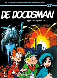 ROBBEDOES & KWABBERNOOT 27. DE DOODSMAN ROBBEDOES & KWABBERNOOT, Fournier, Paperback