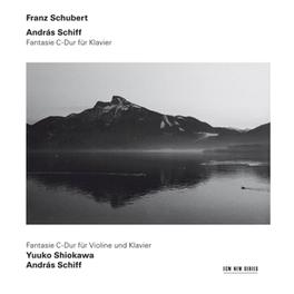 FANTASIE IN C DUR FOR PIA ...PIANO & VIOLIN/W/YUUKO SHIOKAWA, ANDRAS SCHIFF F. SCHUBERT, CD