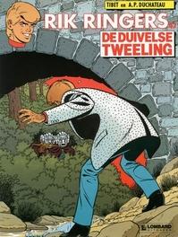 RIK RINGERS 47. DE DUIVELSE TWEELING RIK RINGERS, TIBET, Paperback