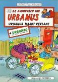 Urbanus maakt reklame