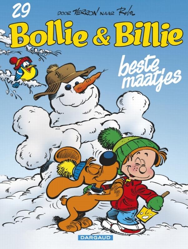 BOLLIE & BILLIE 29. BESTE MAATJES BOLLIE & BILLIE, Veys, Paperback
