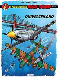 BUCK DANNY CLASSIC 04. DUIVELSEILAND BUCK DANNY CLASSIC, Zumbiehl, Frederic, Paperback