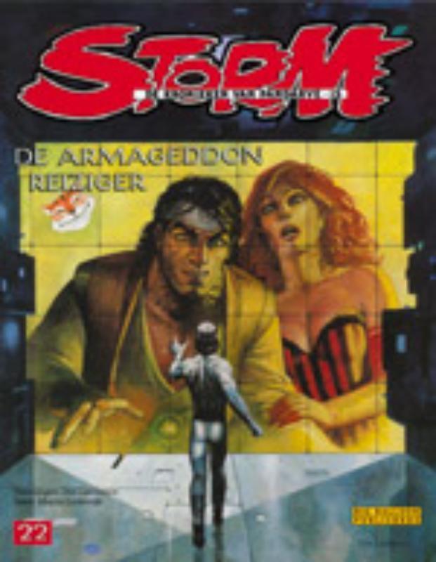De Armageddon reiziger Storm, Martin Lodewijk, Paperback