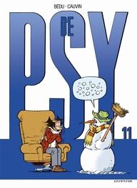 PSY 11. DE PSY 11 PSY, Cauvin, Raoul, Paperback