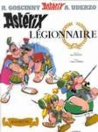 Asterix 10. Legionnaire ASTERIX, Albert Uderzo, Hardcover