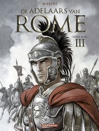 ADELAARS VAN ROME 03. DERDE BOEK ADELAARS VAN ROME, MARINI, ENRICO, MARINI, ENRICO, Paperback