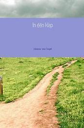 In één klap Johanna van Caspel, Paperback
