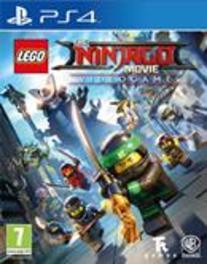 Warner Bros LEGO, Ninjago Movie Game PS4 (1000638851)