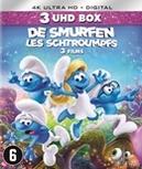De Smurfen 1-3, (Blu-Ray 4K...