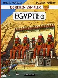 ALEX, DE REIZEN VAN 06. EGYPTE 02 ALEX, DE REIZEN VAN, MARTIN, JACQUES, Paperback