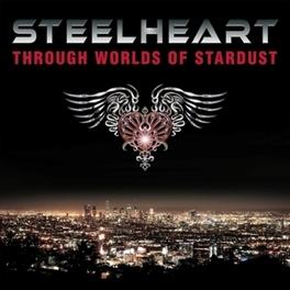 THROUGH WORLDS OF.. .. STARDUST STEELHEART, CD