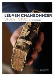 Leuven Chansonnier Studie-Study