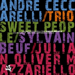 SWEET PEOPLE ANDRE CECCARELLI, CD