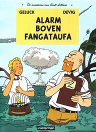 SCOTT LEBLANC 01. ALARM BOVEN FANTAGATAUFA SCOTT LEBLANC, VIGUERIE C, GELUCK P, Paperback