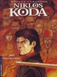 NIKLOS KODA 09. ARCANE 16 NIKLOS KODA, GRENSON, DUFAUX, JEAN, Paperback