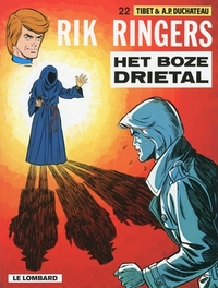 RIK RINGERS 22. HET BOZE DRIETAL RIK RINGERS, TIBET, Paperback