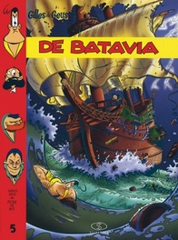 GILLES DE GEUS 05. BATAVIA GILLES DE GEUS, Kolk, Hanco, Paperback