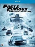Fast & furious 1-8 , (Blu-Ray)