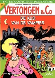 VERTONGEN & CO 21. DE KUS VAN DE VAMPIER