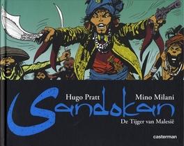 AUTEURSSTRIPS - PRATT HC01. SANDOKAN De tijger van Maleisië, Salgari, Emilio, Hardcover