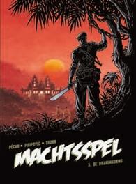MACHTSSPEL HC05. DE DRAKENKONING 5/6 MACHTSPEL, Pécau, Jean-Pierre, Hardcover