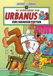 Vers gebakken poetsen De avonturen van Urbanus, Linthout, Willy, Paperback