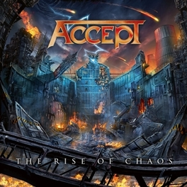 RISE OF CHAOS ACCEPT, CD