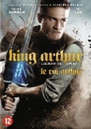 King Arthur - Legend of the sword, (DVD) .. THE SWORD / BILINGUAL /CAST: CHARLIE HUNNAM DVDNL