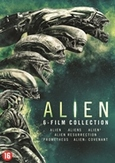 Alien 1-6, (DVD)