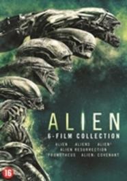 Alien 1-6, (DVD) DVDNL