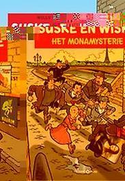 SUSKE EN WISKE 341. HET MONAMYSTERIE SUSKE EN WISKE, Willy Vandersteen, Paperback
