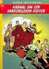 BOB EVERS 01. KABAAL OM EEN VARKENSLEREN KOFFER BOB EVERS, Hans, van Oudenaarden, Paperback