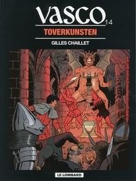 VASCO 14. TOVERKUNSTEN VASCO, Chaillet, Gilles, Paperback
