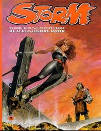 De sluimerende dood STORM, Don Lawrence, Hardcover