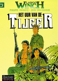 LARGO WINCH 08. HET UUR VAN DE TIJGER LARGO WINCH, Van Hamme, Jean, Paperback