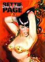 COLL CANDY-GIRLS BETTIE PAGE een geïllustreerde terugblik op de glamourbladen van de vijftiger jaren en hun papieren koningin, Silke, Jim, Paperback