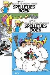 JOMMEKE VOORDEELPAKKET 01. 2 X SPELLETJESBOEK JOMMEKE VOORDEELPAKKET, Nys, Jef, Paperback