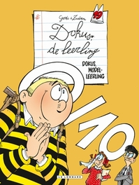 DOKUS DE LEERLING 19. DOKUS, MODELLEERLING DOKUS DE LEERLING, GODI, ZIDROU, Paperback