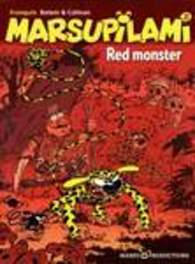 MARSUPILAMI 21. RED MONSTER MARSUPILAMI, Colman, Stéphan, Paperback