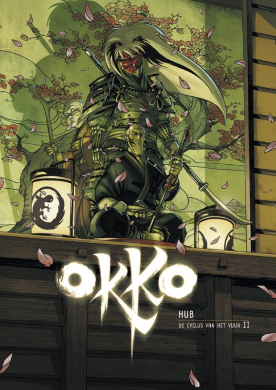OKKO HC08. DE CYLCUS VAN HET VUUR 2/2 OKKO, Hub, Hardcover