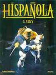 HISPANOLA 03. VIKY HISPANOLA, Meddour, Fabrice, Paperback