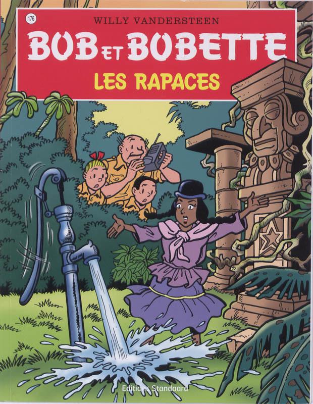 Les rapaces Bob et Bobette, Willy Vandersteen, Paperback